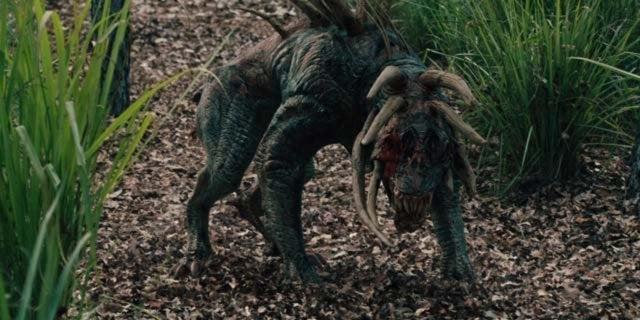 predators movie dogs hell hounds