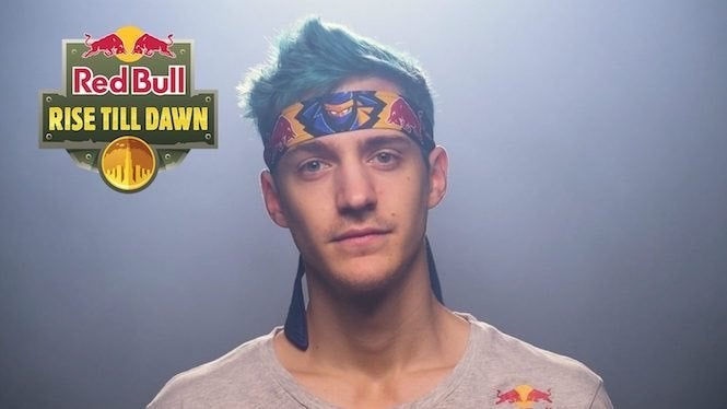 Ninja Announces Partnership With Red Bull and Major Fortnite Tournament