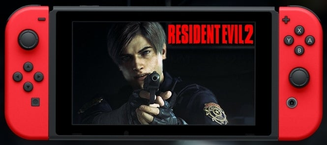 Will the Resident Evil 2 Remake Make the Nintendo Switch Jump?