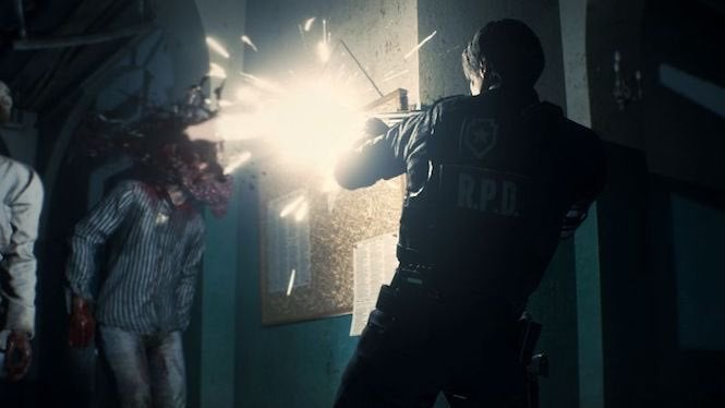 Resident Evil 2 Remake Officially Revealed, Coming January 2019