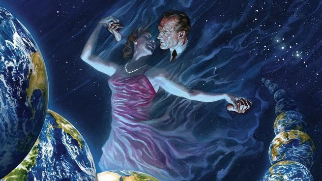 Review Astro City #52 - Cover