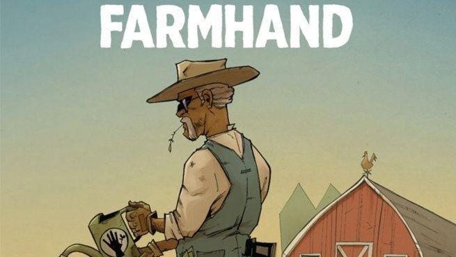 Rob Guillory Farmhand Interview - Cover
