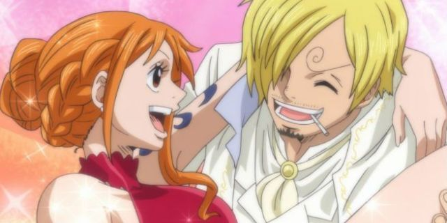 'One Piece' Nails Sanji's Reunion With Nami | 640 x 320 jpeg 33kB