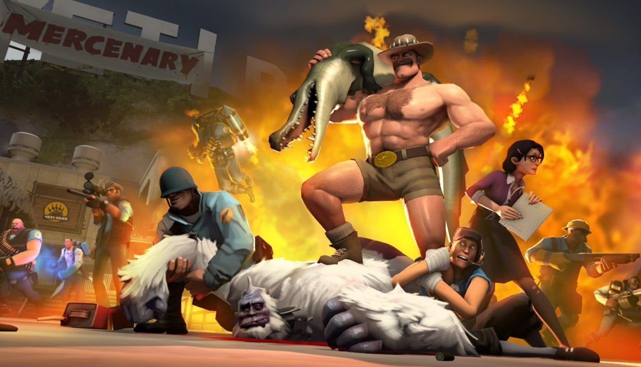 Be added to Team Fortress 2