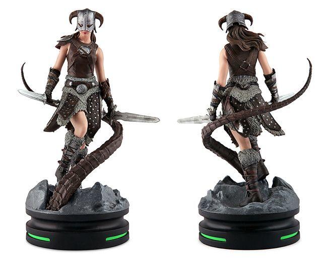 The First Official 'The Elder Scrolls V: Skyrim' Female