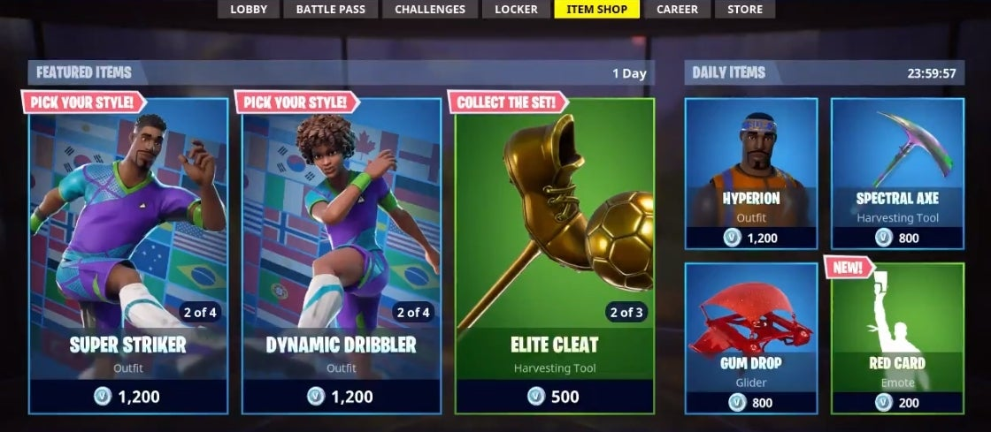 Fortnite Skin Item Shop | V Buck Generator 2019 No Human