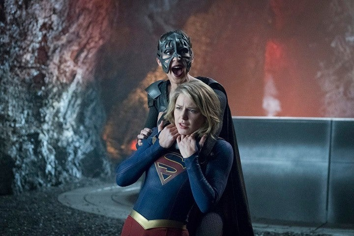 'Supergirl': Chris Wood Not Returning For Season 4