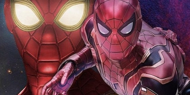 Spider-Man Iron Spider Infinity War