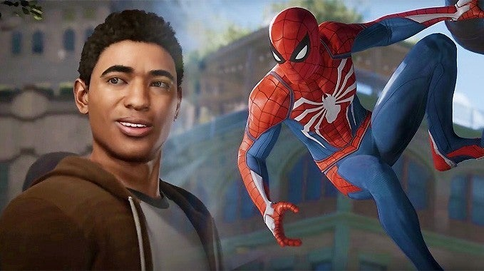 Image result for spider man ps4 miles