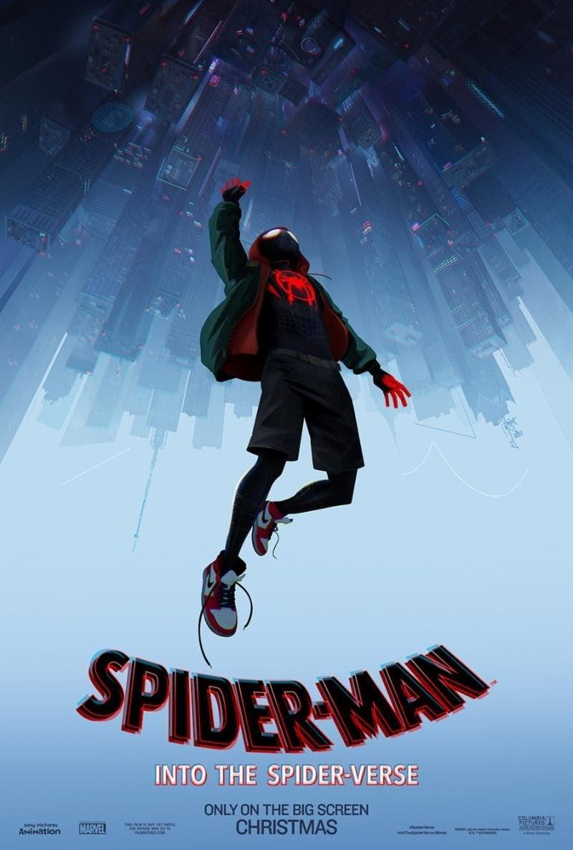 K?©ptal??lat a k?¶vetkez??re: â??spiderman multiverse posterâ??