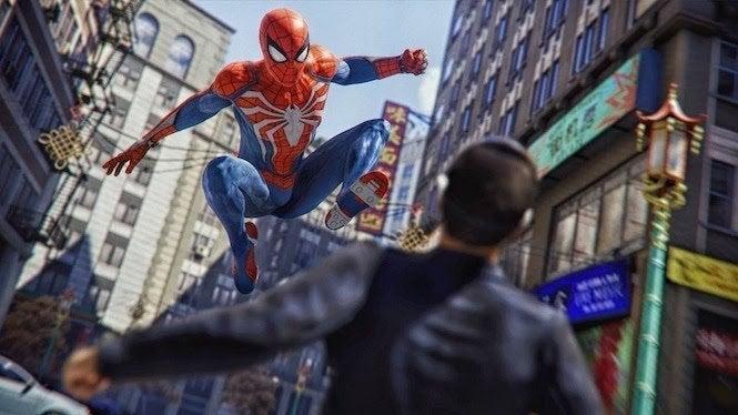 Marvel's Spider-Man Spiderman-1118071