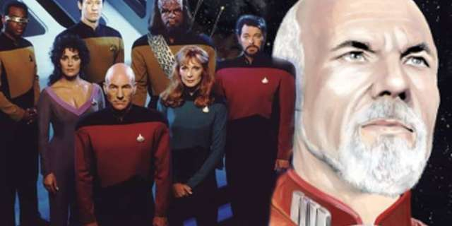 Star Trek The Next Generation MIrror Universe