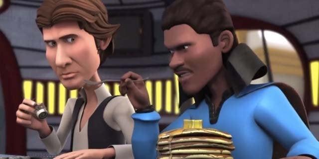 Lucasfilm Renews Trademarks for Abandoned 'Star Wars Detours' Series