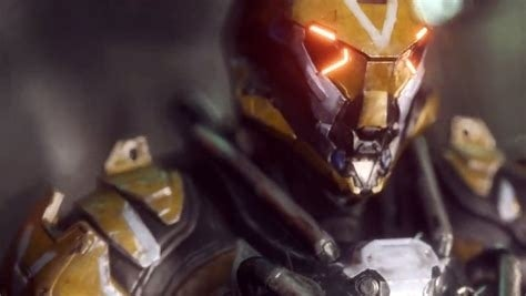 Brand New ANTHEM Assets Unearthed Ahead of E3 2018