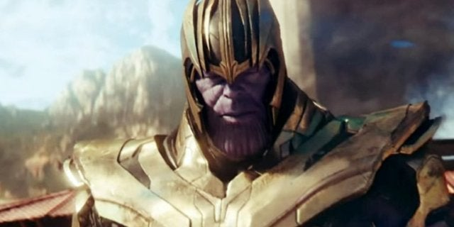 Thanos Avengers 4 Weapon