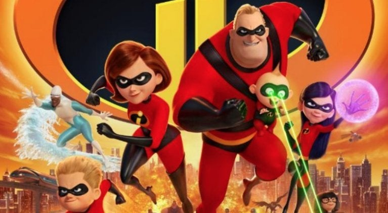 The incredibles 2 box office