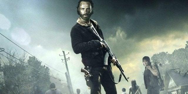 The Walking Dead Rick Grimes Daryl Dixon