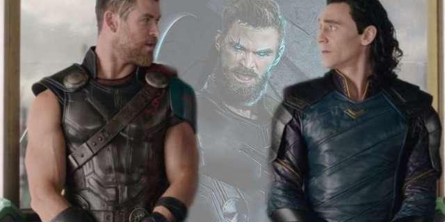 Thor Loki MCU