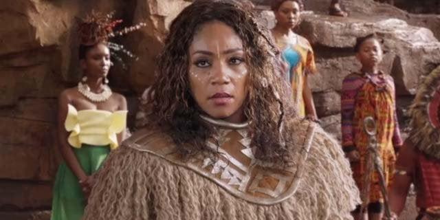 tiffany haddish black panther mtv movie tv awards opening