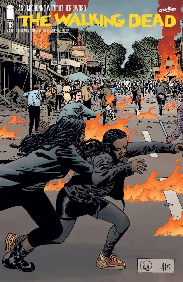 Commonwealth Walking Dead