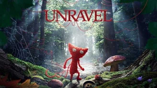 Unravel Two announced and released at EA Play 2018, adds co-op play
