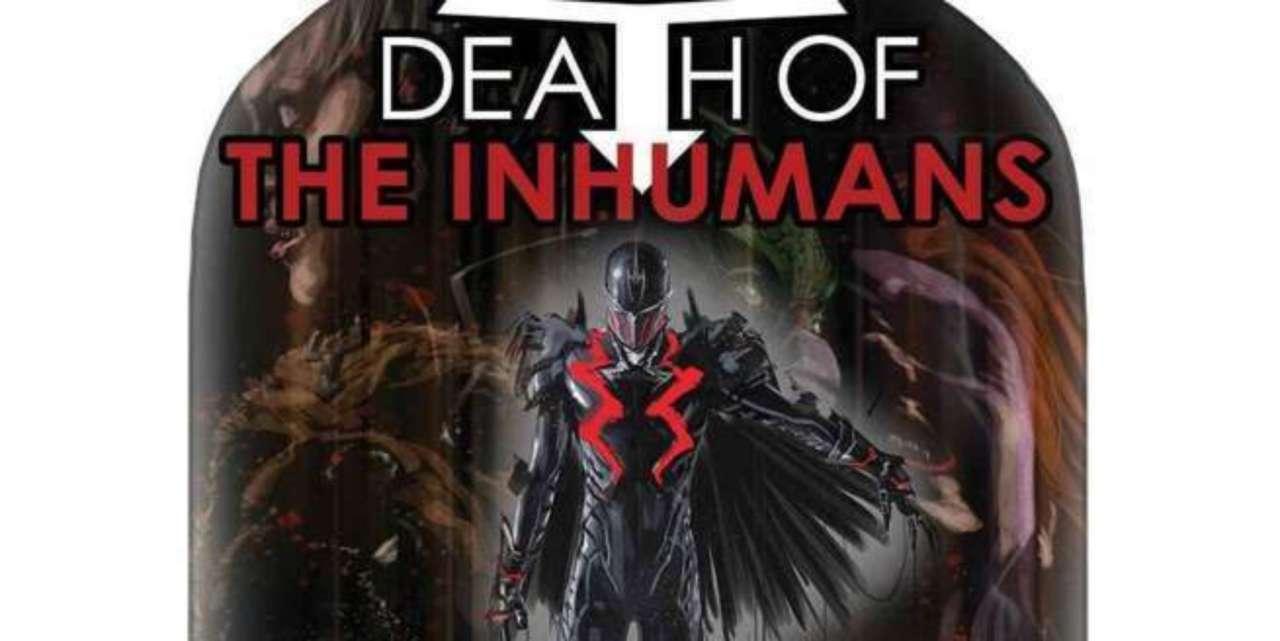 Image result for death of inhumans