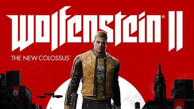 Wolfenstein II: The New Colossus Nintendo Switch Download