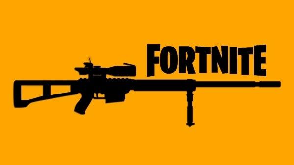 Fortnite New Sniper Rifle Leaked
