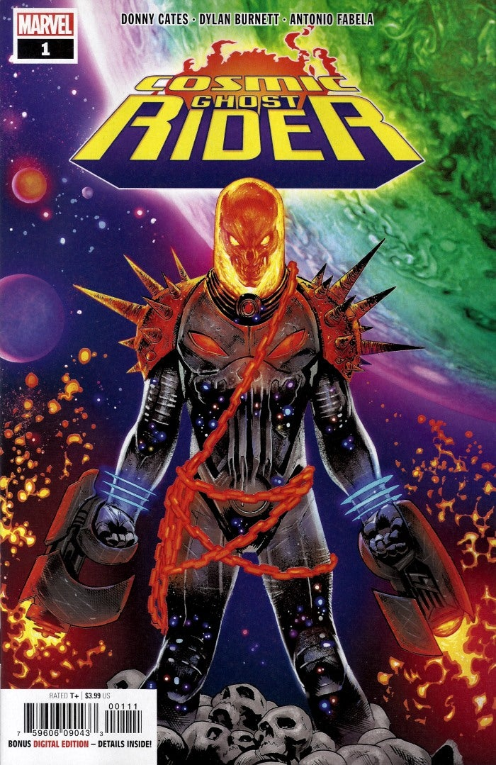 Cosmic Ghost Rider (2018) Issue 1