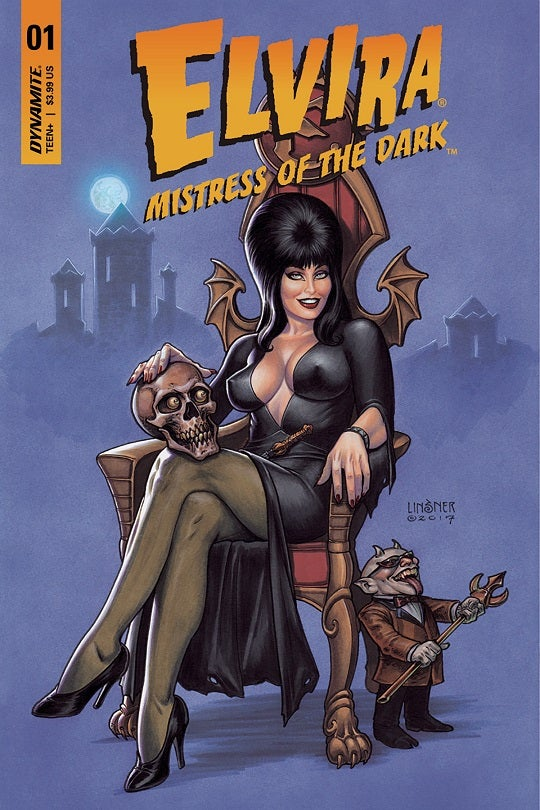 Elvira Mistress Of The Dark (2019) Issue 1