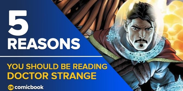 5 Reasons You Should Be Reading Doctor Strange screen capture