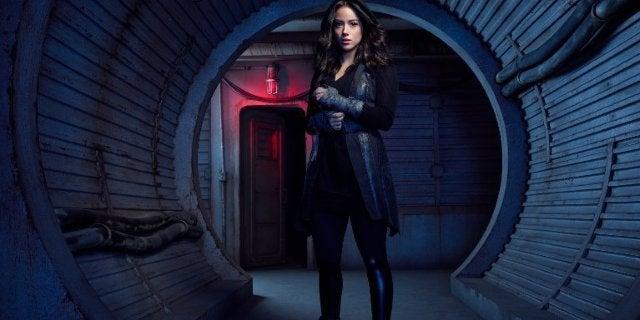 Agents of SHIELD Chloe Bennet