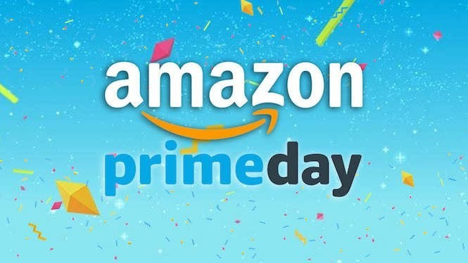 Amazon's website crashes right as its Prime Day began