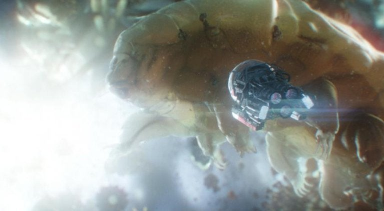 Ant-Man and the Wasp Microverse