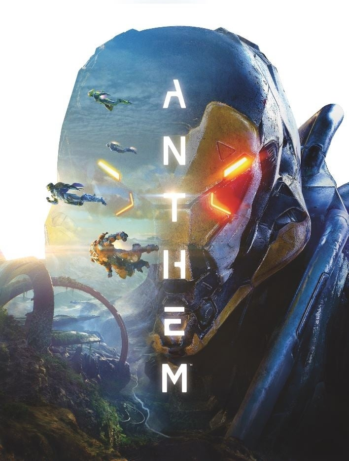 the art of anthem release date and cover art revealed