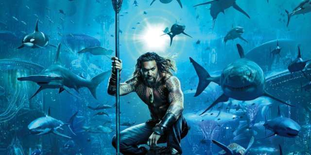 Official 'Aquaman' Movie Poster Released
