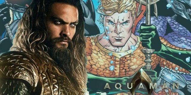 'Aquaman' Will Feature Classic DC Comics Costume