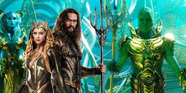 Aquaman Mera Fisherman King comicbookcom