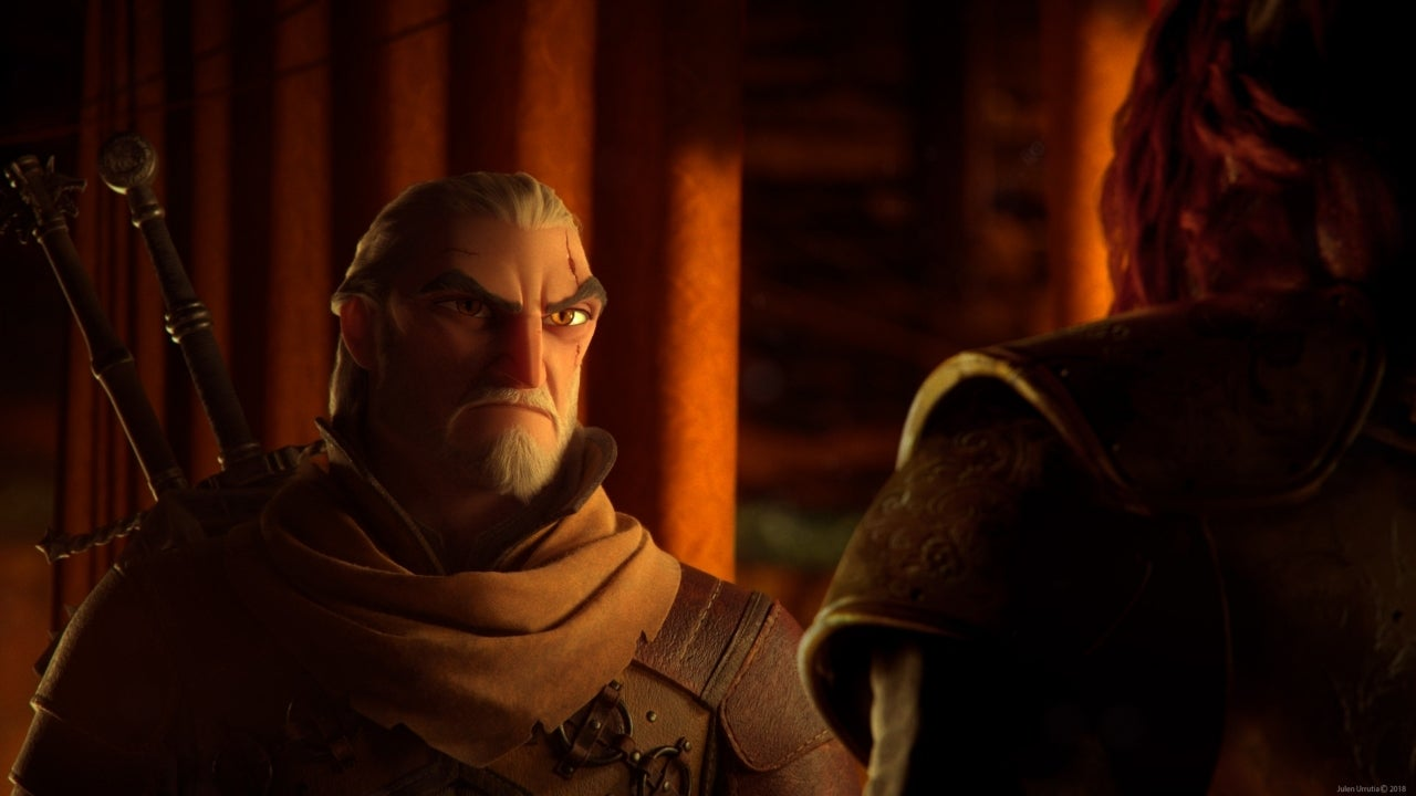 This 'The Witcher' Geralt Fan Art Is Giving Us Major Clone