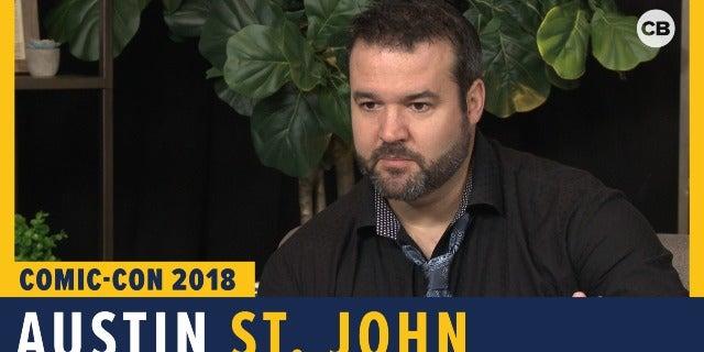 Austin St. John - SDCC 2018 Exclusive Interview screen capture