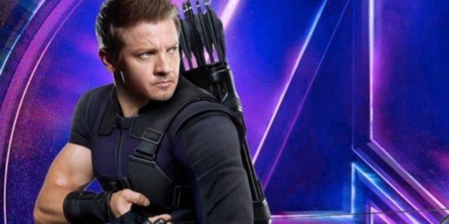 Jeremy Renner Teases Hawkeye Suiting Up For 'Avengers 4'