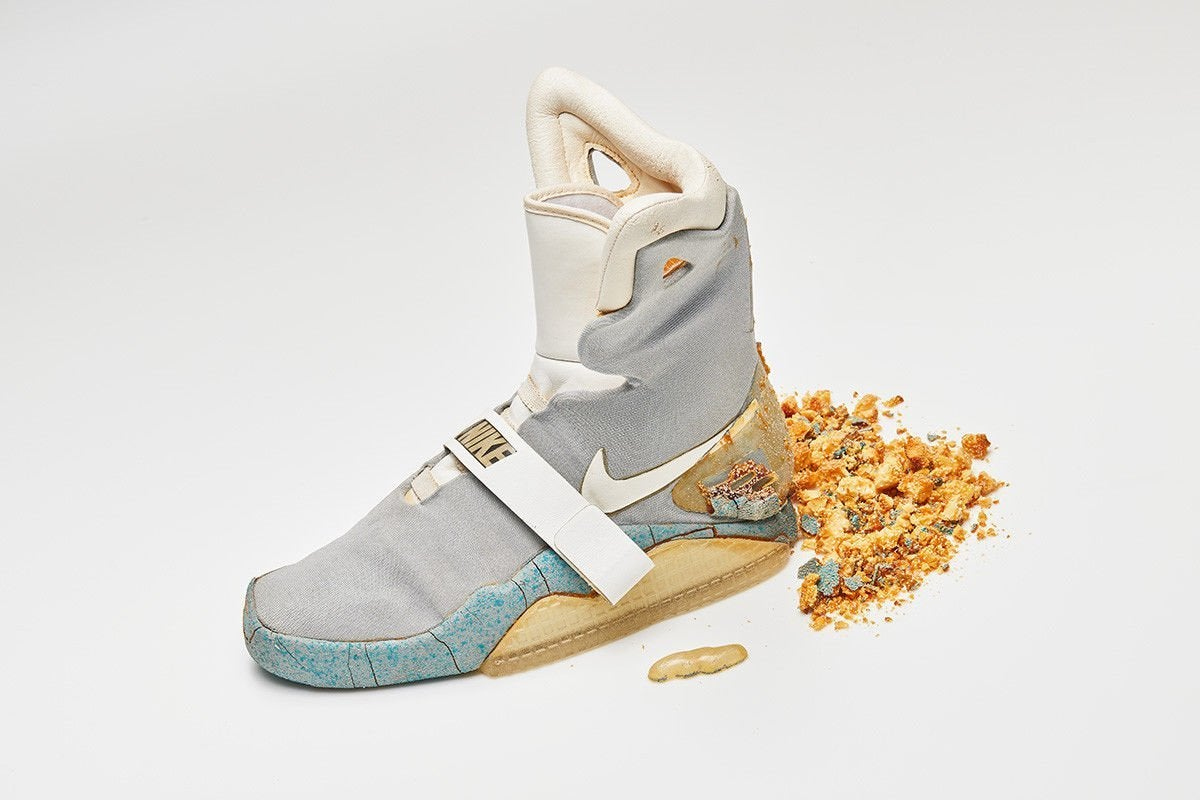 Back To The Future Part  Nike Shoes