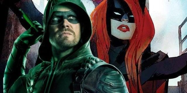 batwoman arrow arrowverse