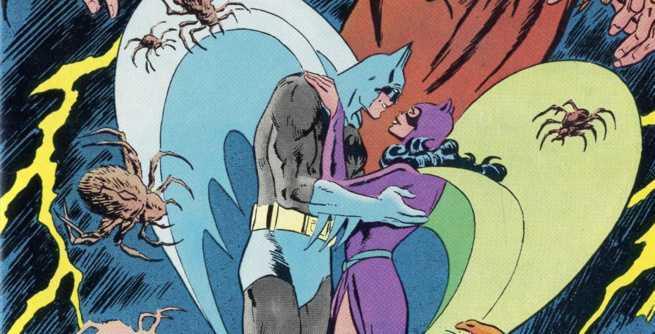 Best Catwoman Comics - The Autobiography of Bruce Wayne
