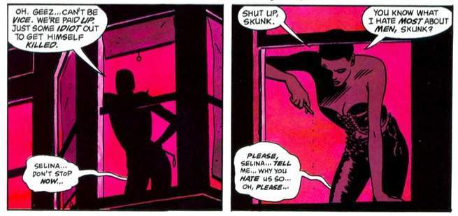 Best Catwoman Comics - Year One