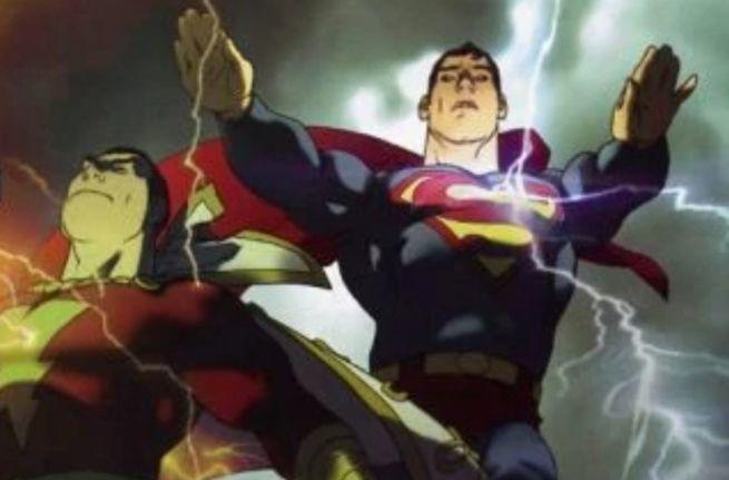Best Shazam Comics - First Thunder