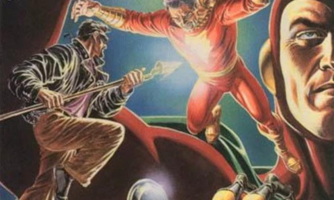 Best Shazam Comics - Lightning and Stars