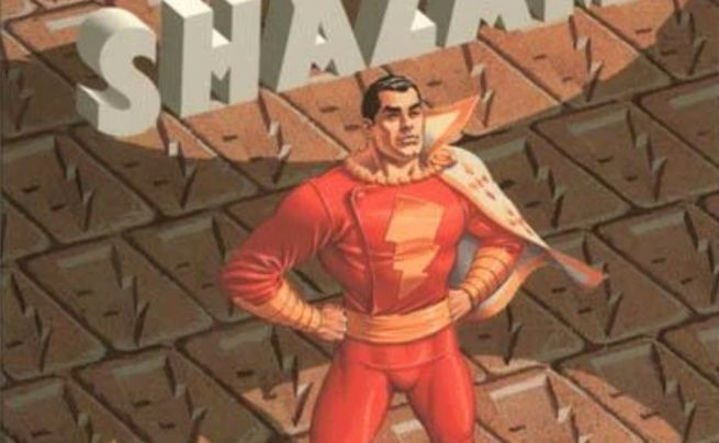 Best Shazam Comics - Power of Shazam