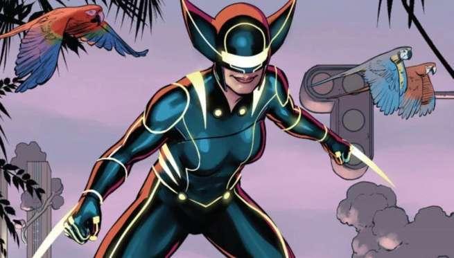 Best X-23 Comics - Old Woman Laura