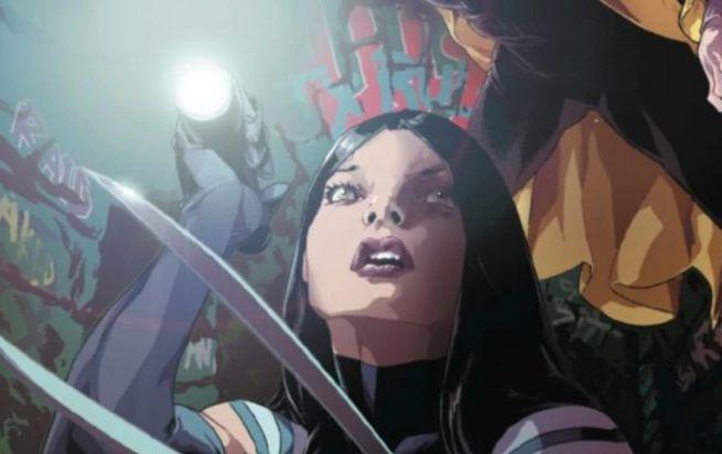 Best X-23 Comics - Touching Darkness